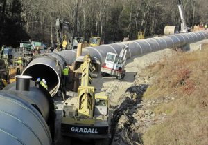 Pipe Installation Project