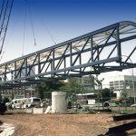 State Street Railroad Station Bridge Construction Project