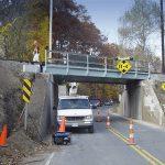 Completed Metro-North Railroad Bridge Renovation
