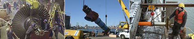 heavy construction projects throughout Boston, MA and Long Island, NY