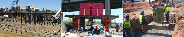 Series of Heavy Construction Projects